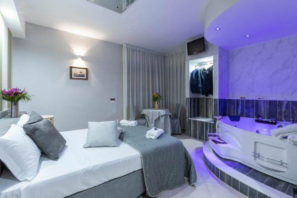 Camera Suite con vasca idromassaggio